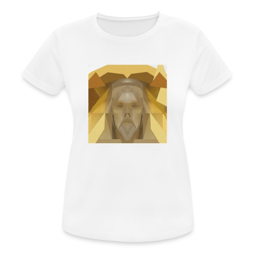 In awe of Jesus - Women's Breathable T-Shirt