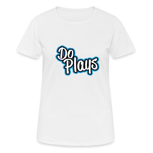 Muismat | Doplays - vrouwen T-shirt ademend