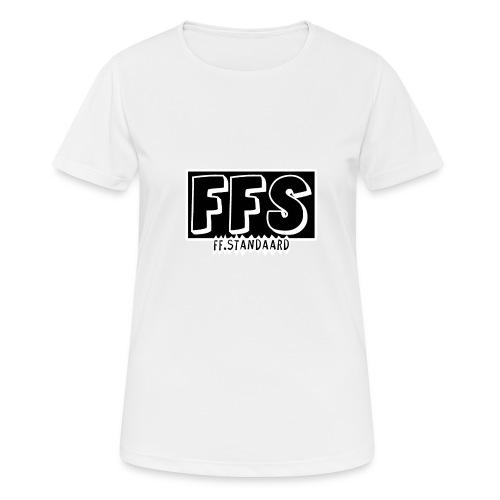 ff Standaard Shirt, Met FFS logo! - Women's Breathable T-Shirt