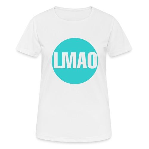Camiseta Lmao - Camiseta mujer transpirable