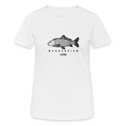 #EASY Carpe Diem T-Shirt - Maglietta da donna traspirante