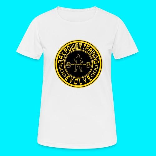 logo_original.png - Maglietta da donna traspirante