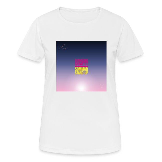 T-shirt dam Skärgårdsskrattet