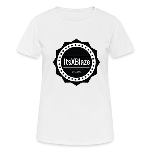 ItsXBlaze Logo 2 SnapBack Cap - vrouwen T-shirt ademend