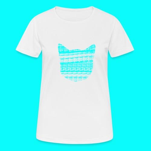 STAFF PICKS - THE CAT - Andningsaktiv T-shirt dam