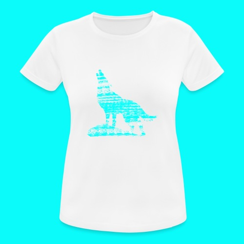STAFF PICKS - THE WOLF - Andningsaktiv T-shirt dam