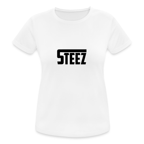 steez tshirt name - vrouwen T-shirt ademend