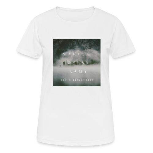 MAGICAL GYPSY ARMY SPELL - Frauen T-Shirt atmungsaktiv