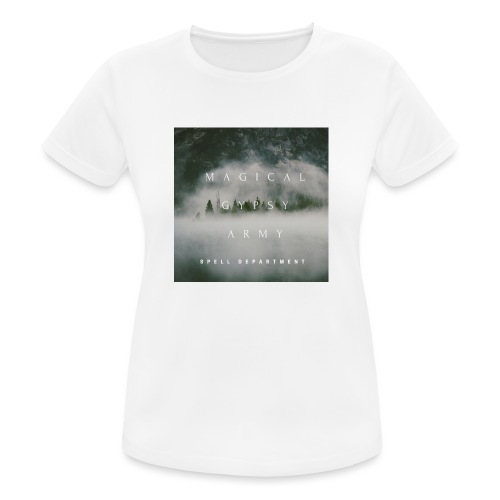 MAGICAL GYPSY ARMY SPELL - Women's Breathable T-Shirt