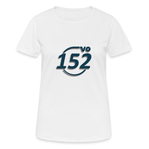 152VO Klassenzeichen petrol ohne Text - Frauen T-Shirt atmungsaktiv
