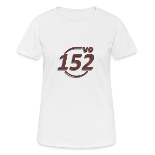 152VO Klassenzeichen mahogany ohne Text - Frauen T-Shirt atmungsaktiv