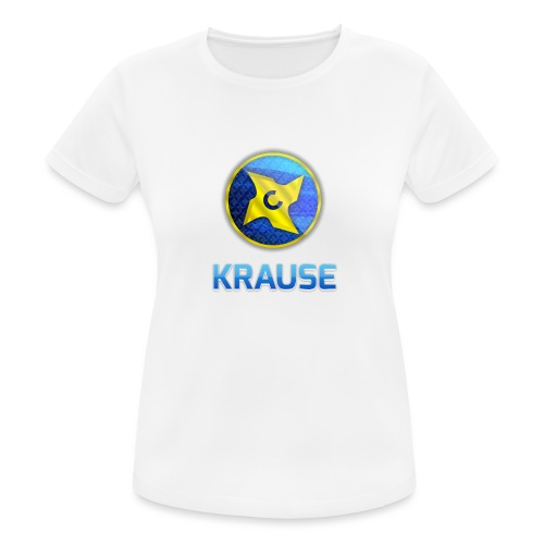 Krause shirt - Dame T-shirt svedtransporterende
