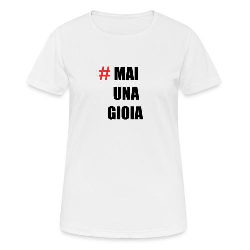 MAGLIA_1 - Maglietta da donna traspirante