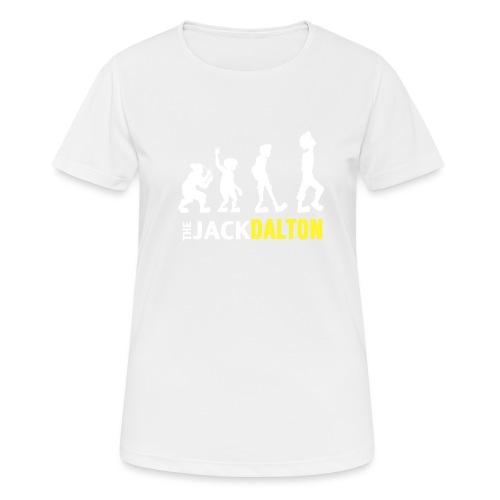 TheJackDaltonévolution - T-shirt respirant Femme