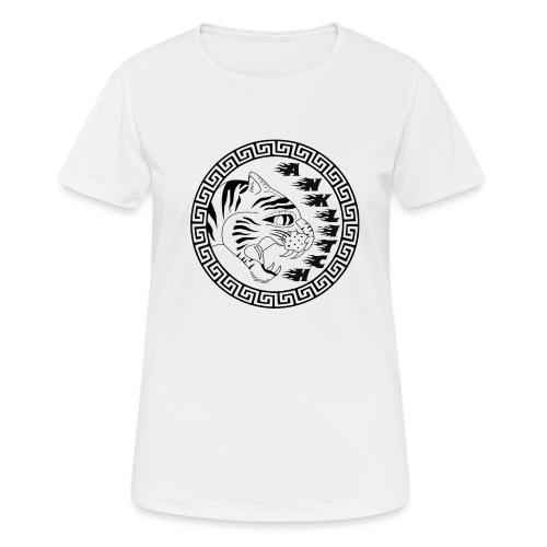 Anklitch - Vrouwen T-shirt ademend actief