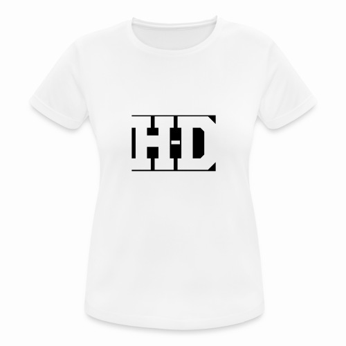 HDD - Women's Breathable T-Shirt