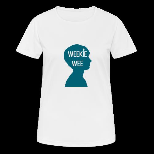 TShirt_Weekiewee - vrouwen T-shirt ademend