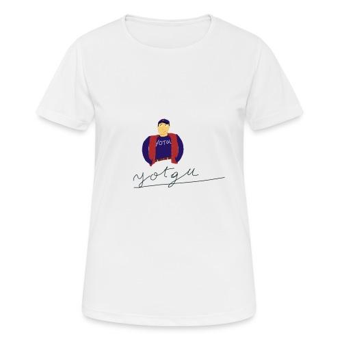 yotgu - T-shirt respirant Femme
