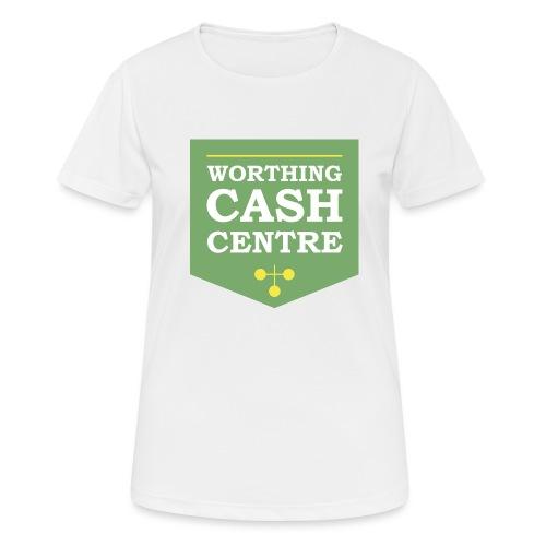 WCC - Test Image - Women's Breathable T-Shirt