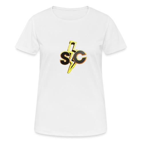 SkyCatan Appereal! Limited edition dank! - Pustende T-skjorte for kvinner