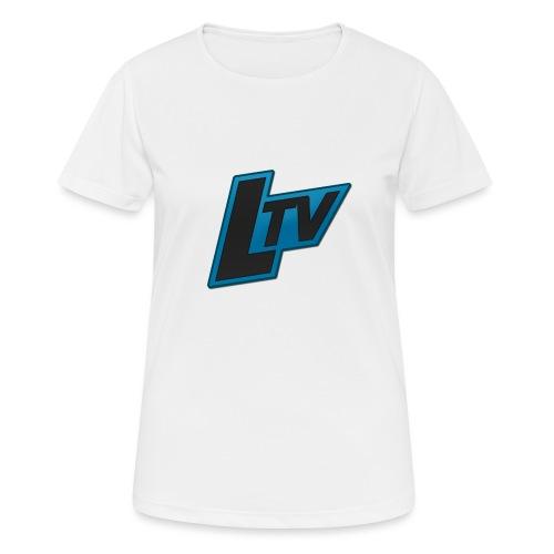 Lundorff_tv - Dame T-shirt svedtransporterende