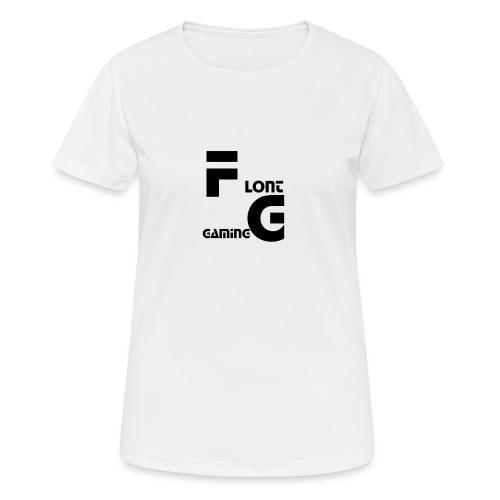 Flont Gaming merchandise - vrouwen T-shirt ademend