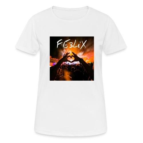 FE3LiX Logo. . g - Frauen T-Shirt atmungsaktiv