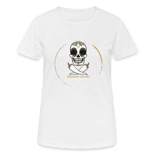 Logo HABANERO FACTORY - Maglietta da donna traspirante