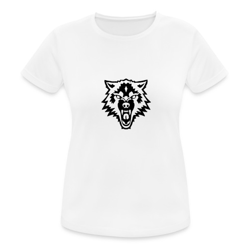 The Person - Vrouwen T-shirt ademend actief
