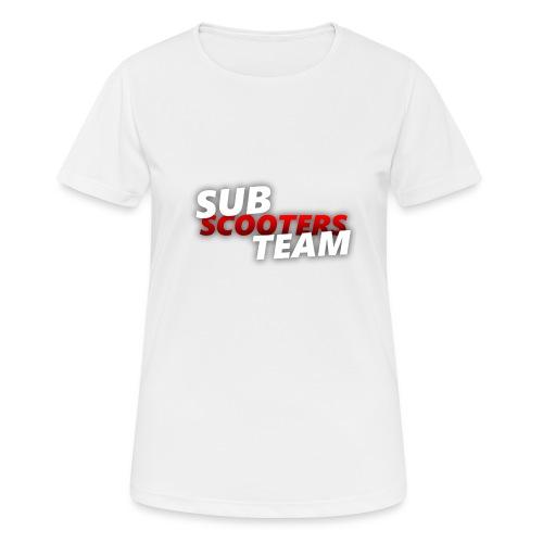SST3 - Vrouwen T-shirt ademend actief
