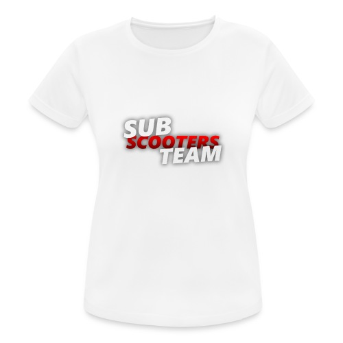 SST3 - vrouwen T-shirt ademend