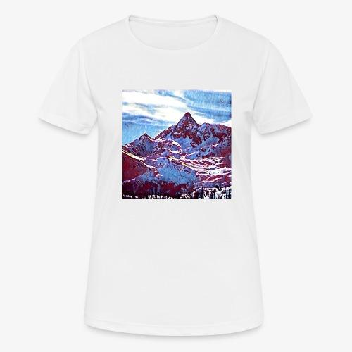 Red Mountain - Maglietta da donna traspirante