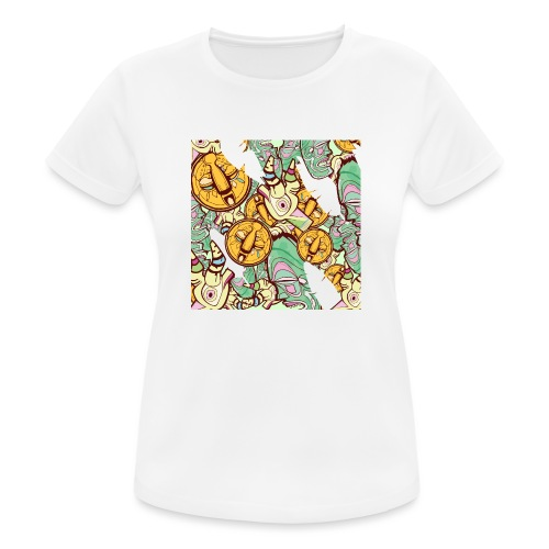 Mask Factory - Day Edition - Women's Breathable T-Shirt
