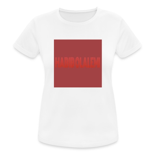 CHANNEL BANNER - Women's Breathable T-Shirt