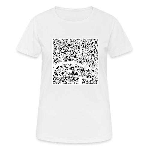 Paris addict - T-shirt respirant Femme