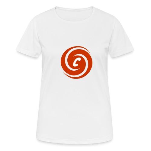 Logo Cinnox - Frauen T-Shirt atmungsaktiv