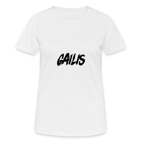 Gailis - T-shirt respirant Femme