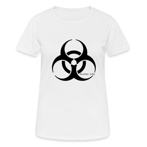Biohazard - Shelter 142 - Frauen T-Shirt atmungsaktiv