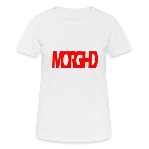 MorgHD - Women's Breathable T-Shirt
