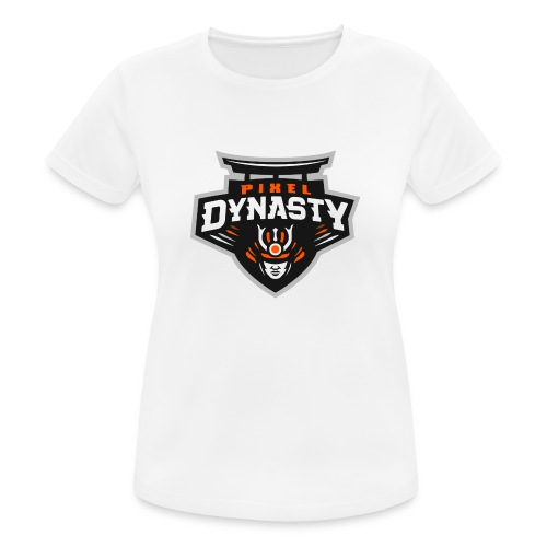 logo transparent - Women's Breathable T-Shirt
