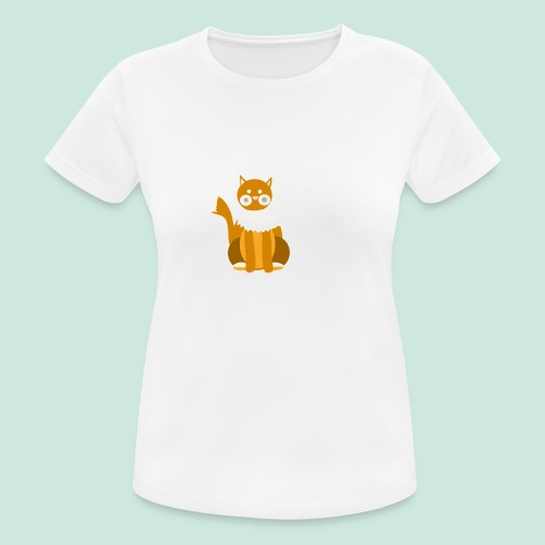 Kitty cat - Women's Breathable T-Shirt