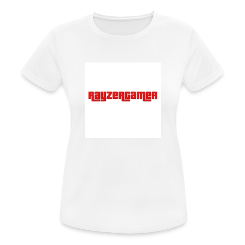 RayZerGamer logo - Women's Breathable T-Shirt