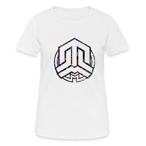 Cookie logo colors - Women's Breathable T-Shirt