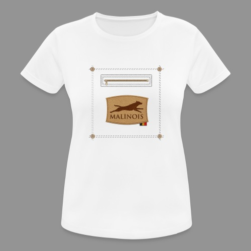 Belgian shepherd Malinois - Women's Breathable T-Shirt