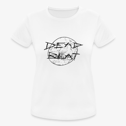 DeadBeat logo - Women's Breathable T-Shirt