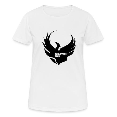 Runlovers Club v2 - Maglietta da donna traspirante