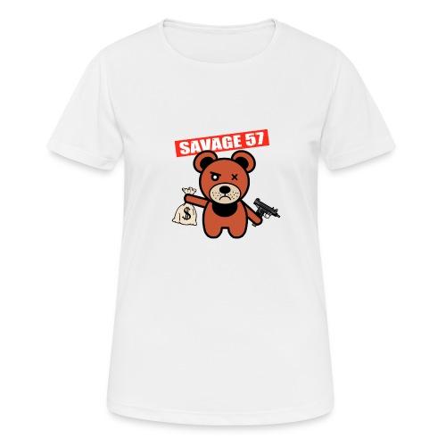 Savage 57 - T-shirt respirant Femme