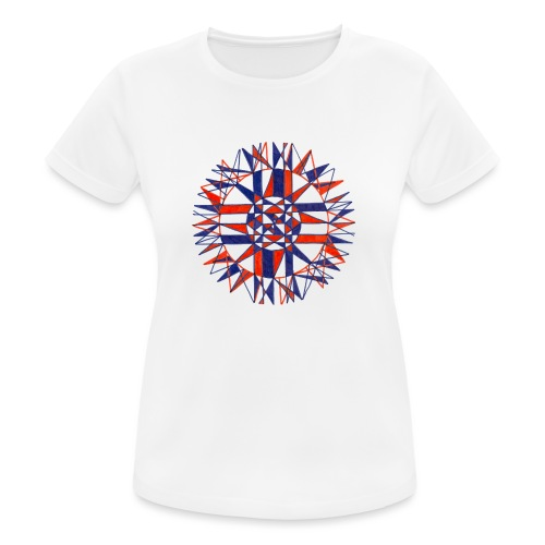 Cycles of Time - Women's Breathable T-Shirt