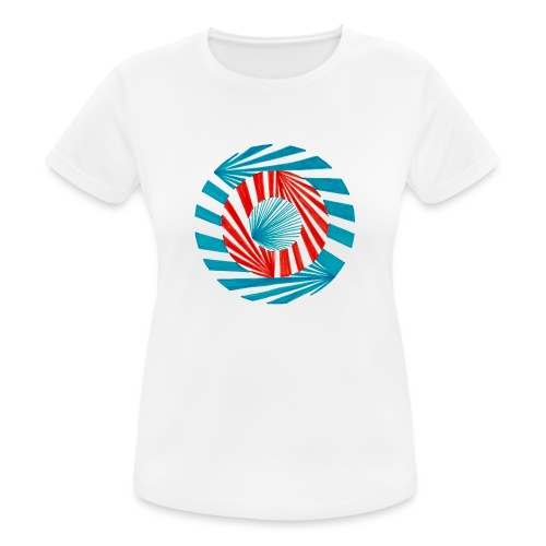 Different Directions - Women's Breathable T-Shirt
