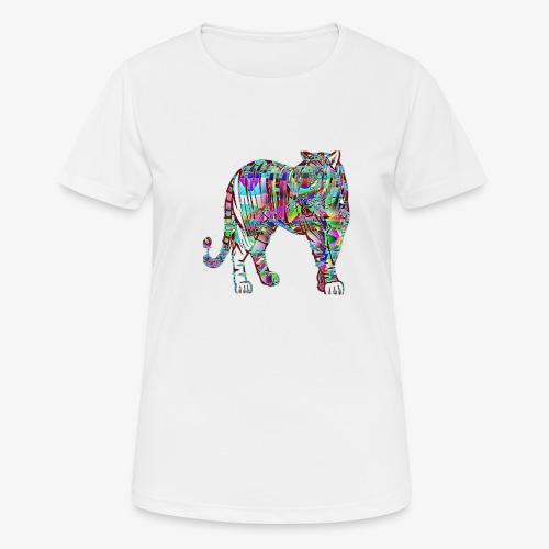 Tigre - T-shirt respirant Femme